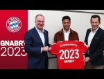 Serge Gnabry extends contract at FC Bayern until 2023!