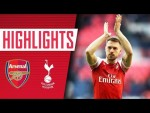 Tottenham Hotspur 1-1 Arsenal | Goals and highlights