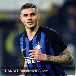 MAN. UNITED back on ICARDI