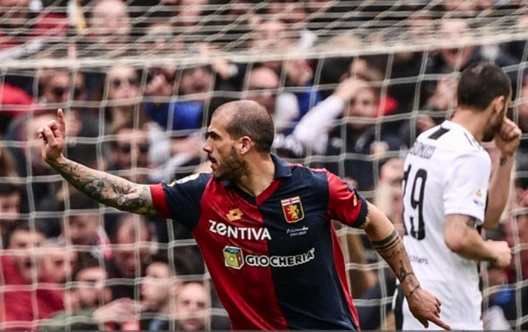 Genoa hand Juventus their first Serie A defeat of the season