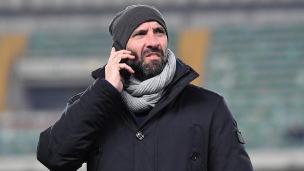Sevilla: Monchi to return as sporting director at La Liga side