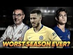 Is This Chelsea's WORST Season Ever?! | W&L