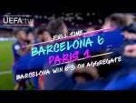 #UCL Fixture Flashback: Barcelona 6-5 Paris