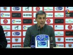 Rueda de prensa de Juan Ramón López Muñiz tras el CD Numancia vs Málaga CF (1-1)