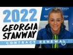 GEORGIA STANWAY | CONTRACT EXTENSION until 2022