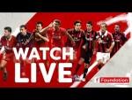 Liverpool Legends v AC Milan Glorie | Steven Gerrard,  Kaka, Jamie Carragher, Paolo Maldini