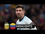 Argentina vs Venezuela 1-3 - All Goals & Extended Highlights - 2019