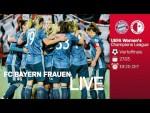 LIVE 🔴 | FC Bayern - SK Slavia Prag | UEFA Women's Champions League 2018/19 - Viertelfinale