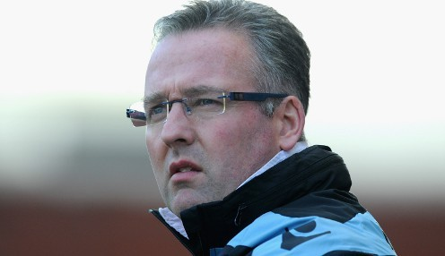 Lambert looks to the positives