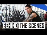 Behind the scenes: Hector Bellerin continues his rehab from injury