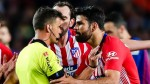 Reports: Atletico's Costa refuses to train over fine following outburst