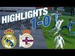 HIGHLIGHTS | Real Madrid Castilla 1-0 Deportivo Fabril