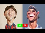 CAN YOU GUESS THE FOOTBALL PLAYER BY HIS DRAWING? QUIZ FOOTBALL - GOAL24