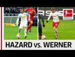 Thorgan Hazard vs. Timo Werner - Top Strikers Go Head-to-Head