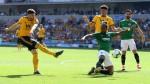 Battling Brighton secure vital draw at Wolves