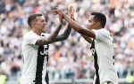Juventus down Fiorentina to claim eighth straight Scudetto