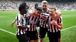 Perez hat-trick ends Newcastle relegation fears