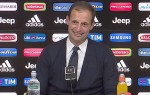Allegri: Juventus have to get better at managing difficult situations in games