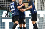 Perisic scores to salvage a point for Inter against Roma