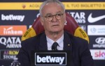 Ranieri: Roma should have capitalised more on the chances created