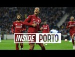 Inside Porto: FC Porto 1-4 Liverpool | Mane, Salah, Firmino and Van Dijk book a place in the semis