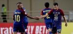 Group B: Al Wahda FSCC (UAE) 4-3 Al Rayyan SC (QAT)