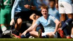 Kevin De Bruyne Could Miss Remainder of the Premier League Season Following Latest Injury Setback