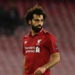 REAL MADRID back on Liverpool star SALAH