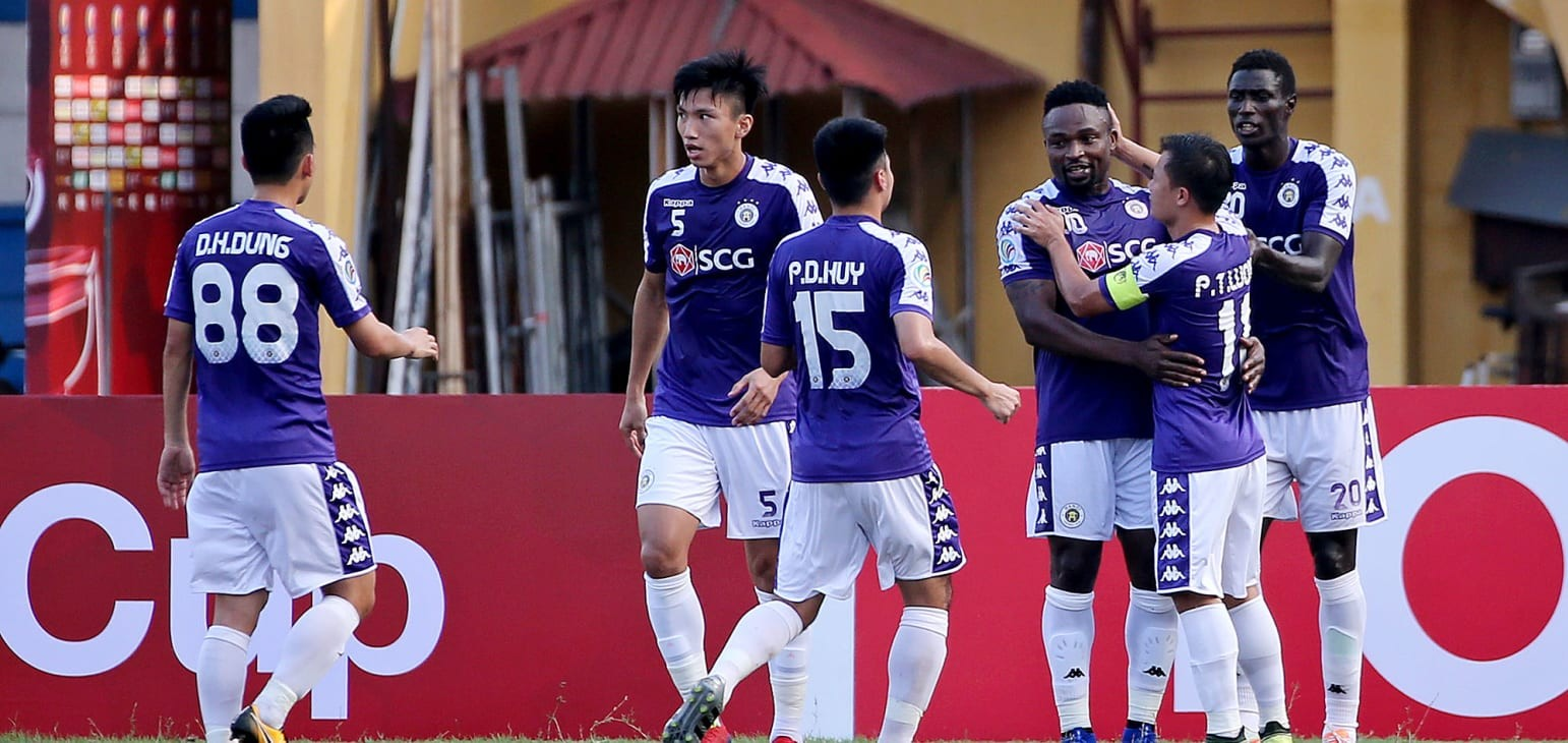 Group F: Hanoi FC 2-0 Tampines Rovers FC