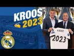 Toni Kroos signs NEW Real Madrid CONTRACT!