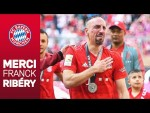 Franck Ribérys Emotional Goodbye at FC Bayern