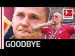 Emotional Farewells - Ribery's Title Tears, Klopp & Tuchel's Video Tributes & More