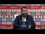 Rueda de prensa de Diego Martínez tras el Granada CF vs Cádiz CF (1-1)