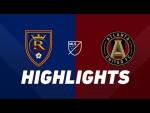 Real Salt Lake vs. Atlanta United | HIGHLIGHTS - May 24, 2019
