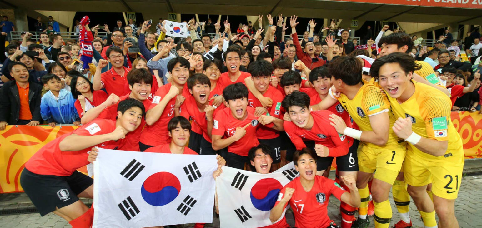 AFC President hails Korea Republic's history-making feat in Poland