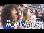 #PrideOfLondonWorldwide | Women's World Cup | Ep 2