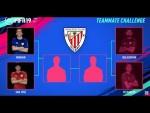 Teammate Challenge: Mikel San José vs Muniain