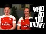 NAME SCOTTISH FOOTBALL TEAMS | Emma Mitchell v Lisa Evans | What do you know?