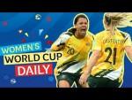 Australia stun Brazil in epic comeback | Women's World Cup Daily