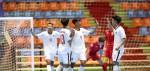 Group B: Kyrgyz Republic 2-4 Thailand