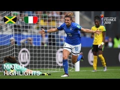 Jamaica v Italy - FIFA Women's World Cup France 2019™