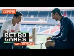 Retro Games With...Angel Di Maria
