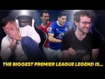The Biggest Premier League LEGEND Ever Is… | #StatWarsTheLeague2