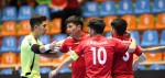 Group A: Afghanistan 6-1 Hong Kong