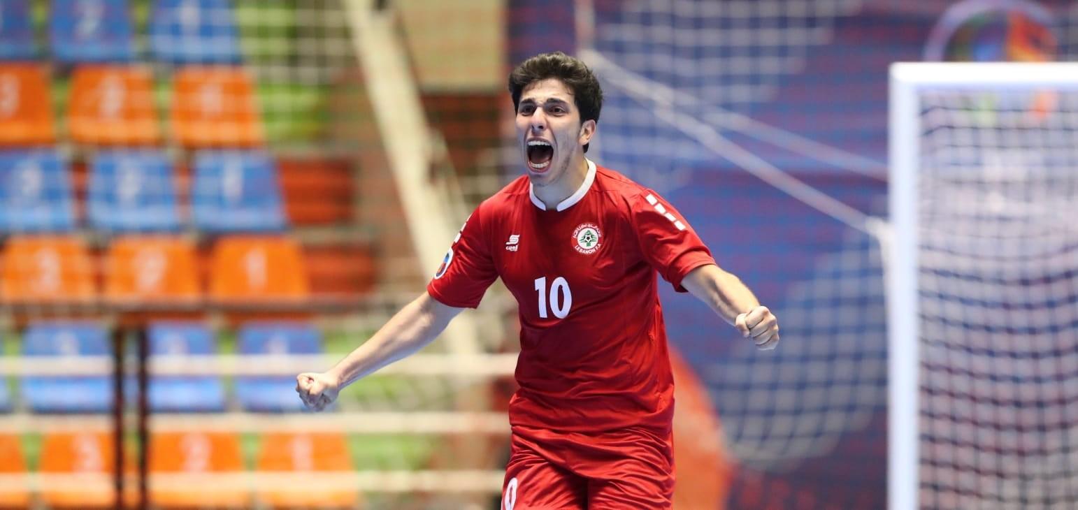 Group B: Lebanon 3-2 Kyrgyz Republic