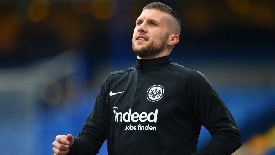 Antonio Conte 'Gives Approval' for €40m Ante Rebic Move as Inter Start Summer Makeover Plans