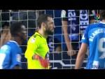 Resumen de Málaga CF vs RC Deportivo (0-1)