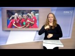 Matchday 9 - France 2019 - International Sign Language for the deaf and hard of hearing