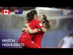 Canada v New Zealand - FIFA Women's World Cup France 2019™