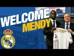 Ferland Mendy's Real Madrid presentation | Behind the scenes